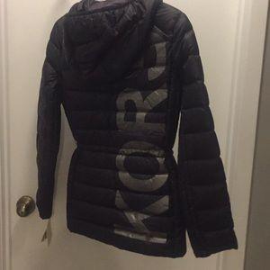 Michael Kors down jacket NWT